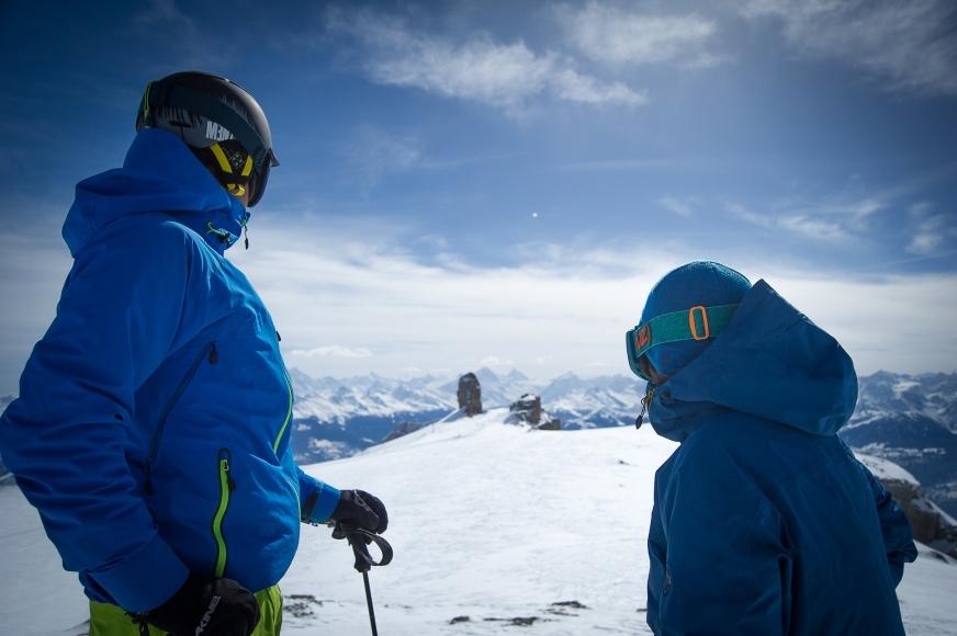 Glacier 3000 Gstaad
