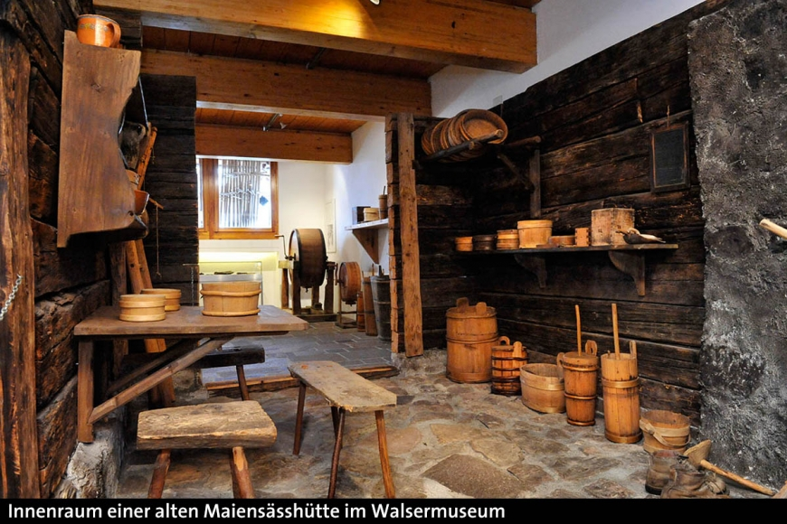 Walser Heimatmuseum