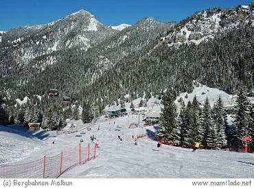 Skigebiet Malbun