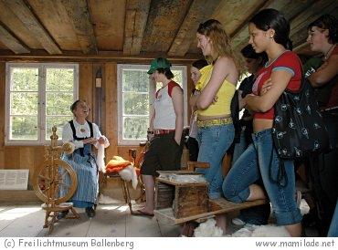 Freilichtmuseum Ballenberg