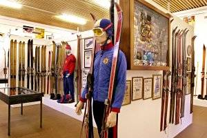 Ski-Museum in Vaduz, copyright: Liechtenstein Marketing