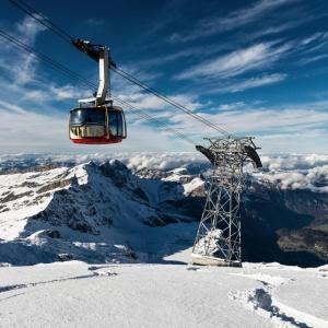 Titlis Skigebiet