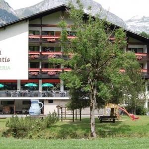 Hotel Restaurant Säntis in Unterwasser