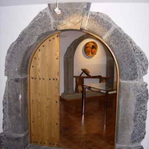 Sarganserländer Maskenmuseum in Flums