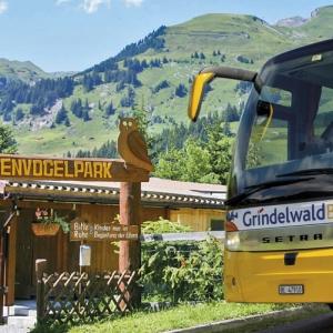Alpenvogelpark Grindelwald