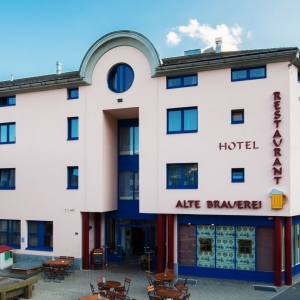 "Hotel-Restaurant ""Alte Brauerei"" in Celerina"