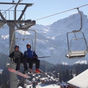 Familienfreundliches Skigebiet Amden