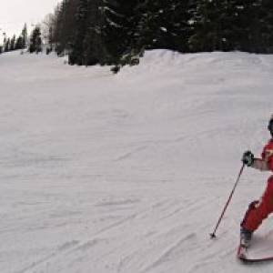 Skigebiet Arosa