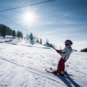 Skigebiet Atzmännig