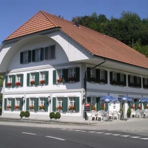 Gasthof Löwen in Melchnau