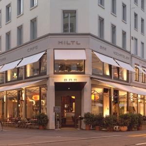 Haus Hiltl in Zürich
