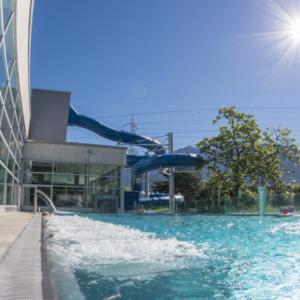 Erlebnisbad Aquamarin in Chur