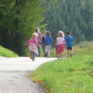 Freizeitparadies auf dem Sonnenberg bei Kriens
