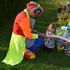 Clowngeburtstag