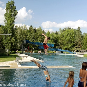 Schwimmbad Fontanivas, Ilanz