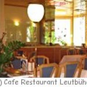 Cafe Restaurant Leutbühel in Bregenz