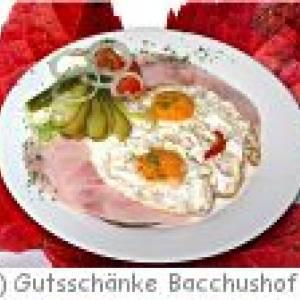 Gutsschänke Bacchushof in Schwabenheim