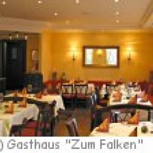 """Wiesloch-Baiertal Gasthaus """"Zum Falken"""""""