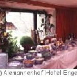 Rickenbach Alemannenhof Hotel Engel