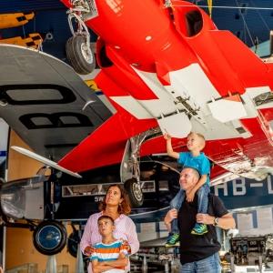 Museum im Verkehrshaus der Schweiz in Luzern