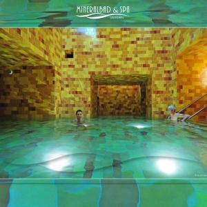 Mineralbad & Spa in Samedan