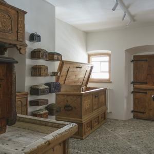 Engadiner Museum / Museum Engiadinais in St. Moritz