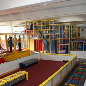 Nilpfi Indoor- Kinderspielplatz in Solothurn