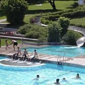 Schwimmbad Pratteln