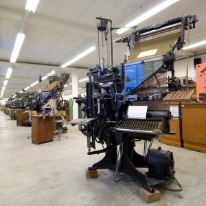 Typorama - Museum für Bleisatz und Buchdruck