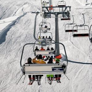 Skigebiet Sörenberg Rothorn
