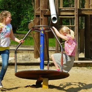 Spielplatz auf dem Sonnenberg bei Kriens