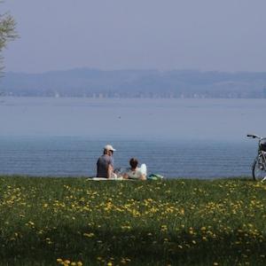 Radfahren Bodensee