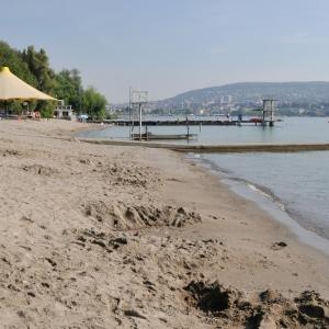 Zürich Strandbad Mythenquai