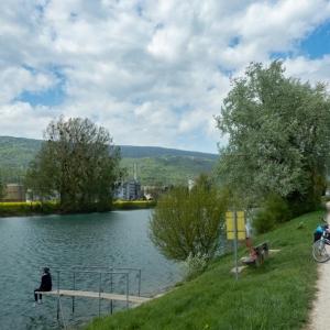 Velotour von Biel nach Solothurn