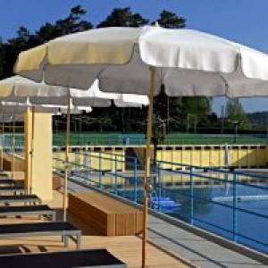 Schwimmbad Wolfensberg in Winterthur