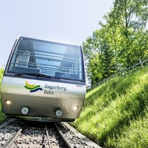 Zugerbergbahn bei Zug