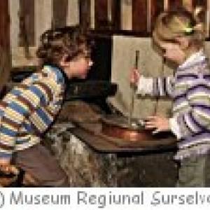 Museum Regiunal Surselva in Ilanz