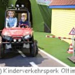 Kinderverkehrspark Oltimo in Olten