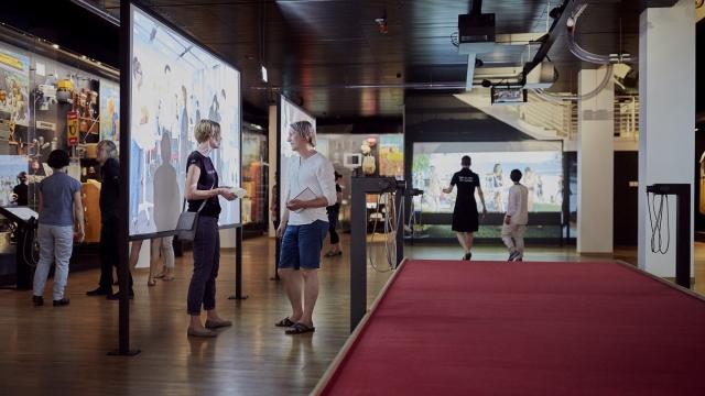 Kindergeburtstag im Museum für Kommunikation in Bern