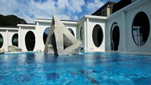 Bad Ragaz Tamina Therme