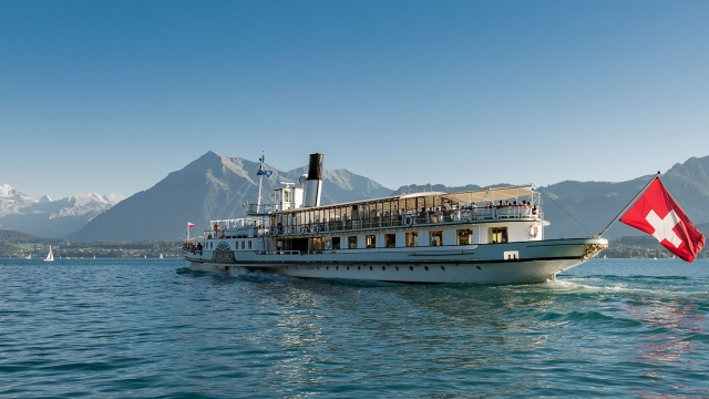 Schifffahrt Berner Oberland