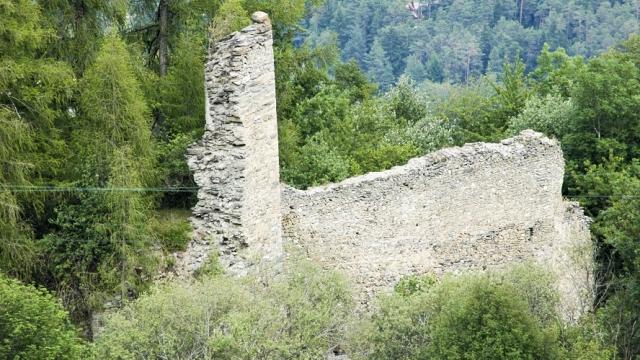 Erlebnisweg Tilla in Präz am Heinzenberg