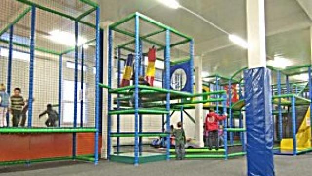 Fägnäscht Indoor-Spielplatz Rorschach