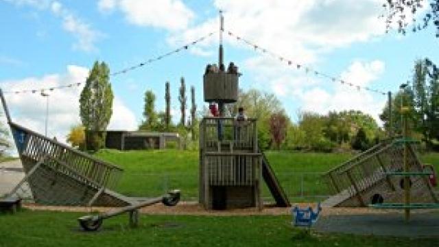 Piraten-Spielplatz Gontenschwil