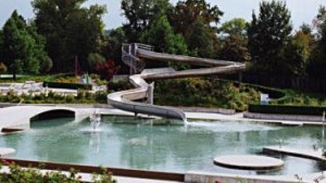 Schwimmbad Langenthal