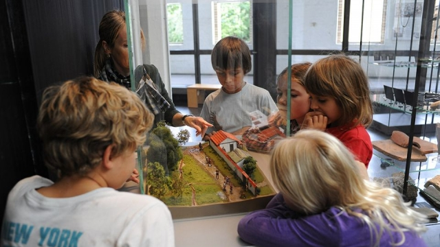 Museum für Urgeschichte(n) Zug Kindergeburtstag