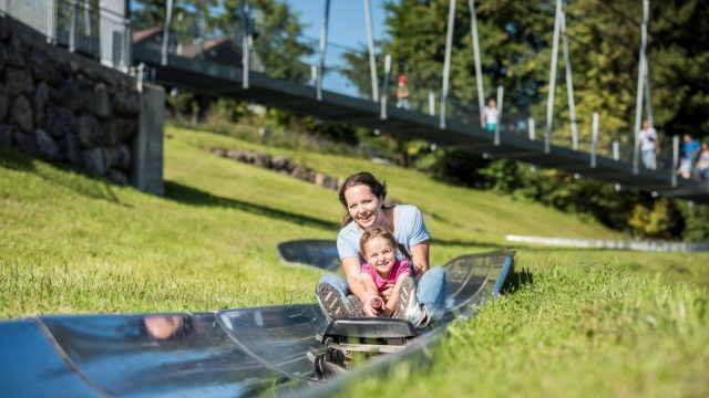 Sommerrodelbahn Stuckli Run