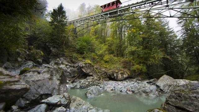 Reichenbachfall-Bahn