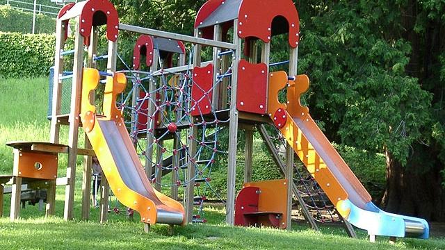 Weggis Spielplatz